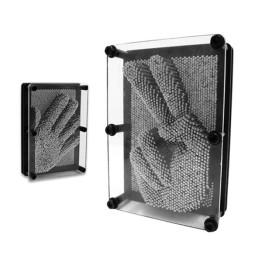 Επιτραπέζιο Μεταλλικό Διακοσμητικό 3D Metal Pin Art