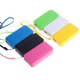 Mini USB Φορητή Μπαταρία, Φορτιστής Κινητών POWER BANK 5600mAh