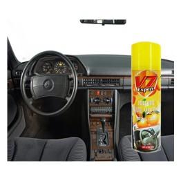 Καθαριστικό Γυαλιστικό για Ταμπλό και Καθίσματα Αυτοκινήτου με Κερί 240ml