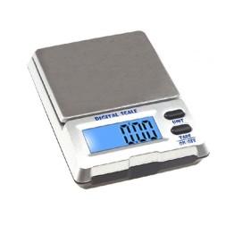 Μίνι Ψηφιακή Ζυγαριά Ακριβείας 0,01gr - 100gr σε Σχήμα Ταμπακιέρας Fuzion FZ1100