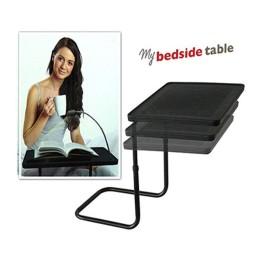 Τραπεζάκι My bedside table με Ρυθμιζόμενο Ύψος και Φωτάκι