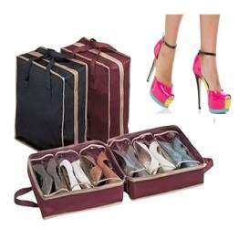 Θήκη Οργάνωσης και Αποθήκευσης Παπουτσιών - Shoes Tote