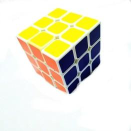 Λευκός Κύβος του Ρούμπικ - White Rubik Cube Standard Size