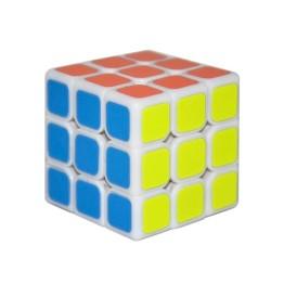 Λευκός Κύβος του Ρούμπικ Μίνι - White Rubik Cube mini Size