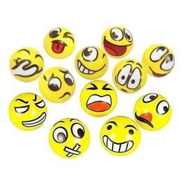 Μπαλάκι Emoji Αγχολυτικό Antistress - Emoji Squeeze Ball