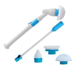 Περιστρεφόμενη Βούρτσα Καθαρισμού με 3 Βούρτσες - Spin Scrubber