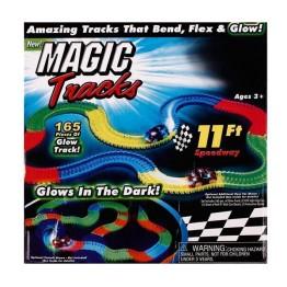 Πίστα Αυτοκινήτων 165 τεμαχίων Με Αυτοκινητάκι Magic Track