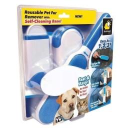 Αυτοκαθαριζόμενη Βούρτσα για Σκύλους και Γάτες τύπου Fur Wizard