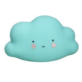 Φωτάκι Νυκτός Mini Cloud Light Blue