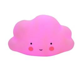 Φωτάκι Νυκτός Mini Cloud Light Pink