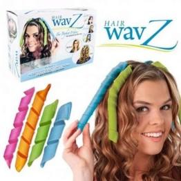 Μαγικά Ρόλευ Hair Wavz EXTRA LONG για Τέλειες Μπούκλες