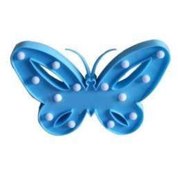 Διακοσμητικό Φωτιστικό Led Πεταλούδα