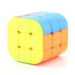 Cylinder Κύβος του Ρούμπικ 3x3x3 - Cylinder Rubicks Cube