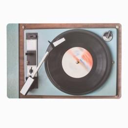 Σουπλά Πιάτων Hi-Fi Σετ 4 τμχ - Retro