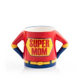 Κούπα 3D Σούπερ Μαμά - 3D Super Mom Mug