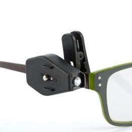 Κλιπ με LED για Γυαλιά 360 μοίρες
