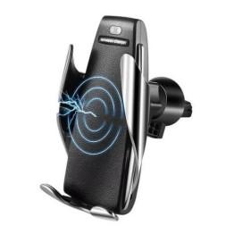 Ασύρματος Φορτιστής με Αυτόματο Κλιπ - Smart Sensor Car Wireless Charger