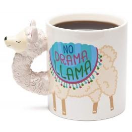 Κούπα 3D Λάμα - 3D Drama Llama Mug