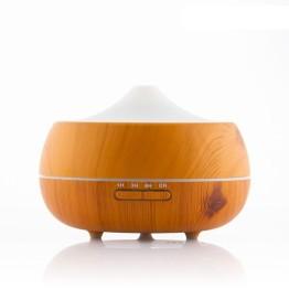 Υγραντήρας Διάχυσης Αρωμάτων LED Wooden-Effect InnovaGoods