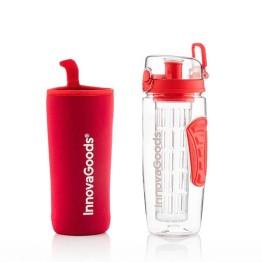 Αθλητικό Μπουκάλι με Αποσπώμενο Φίλτρο για Φρούτα - InnovaGoods