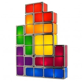 Φωτιστικό Tetris - Tetris Lamp