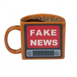 Μαγική κούπα που αλλάζει χρώμα - Fake News Mug