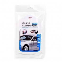 Πανάκια Καθαρισμού Τζαμιών Αυτοκινήτου - Glass Cleaning Wipes