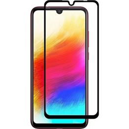 Tempered Glass Full Glue 9H για Xiaomi NOTE 8PRO Black