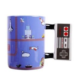 Κούπα με λαβή σε σχήμα Χειριστήριο Βιντεοπαιχνιδιού - Retro Controller Mug
