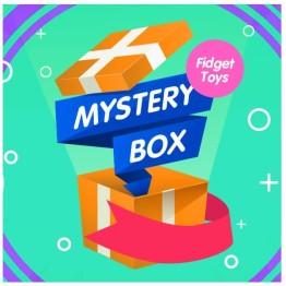 Μεγάλο Mystery Box - Fidget Toys Edition by Happy2Shop για κορίτσια