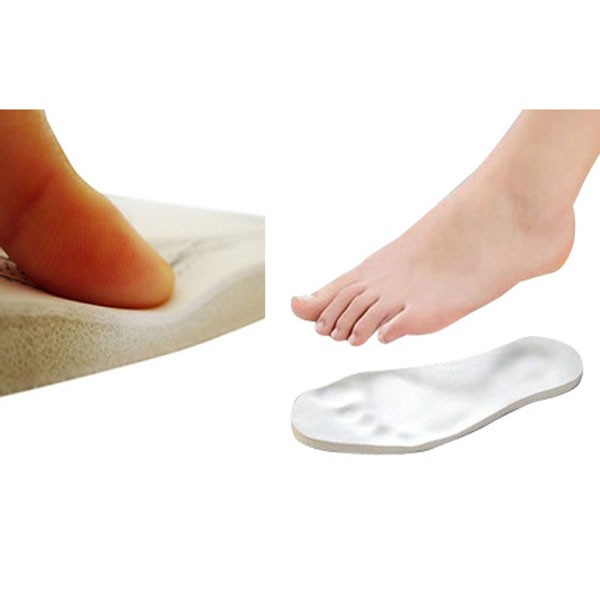 Πάτοι Ανατομικοί Memory Insoles για άνετα και ξεκούραστα πόδια