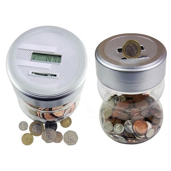 Κουμπαράς - Καταμετρητής Κερμάτων Ευρώ
