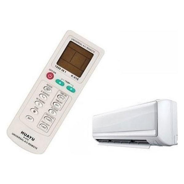Τηλεκοντρόλ για όλα τα Κλιματιστικά - Universal AirCondition Remote Control