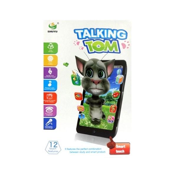 Εκπαιδευτικό Smart Phone Talking Tom Για Παιδιά