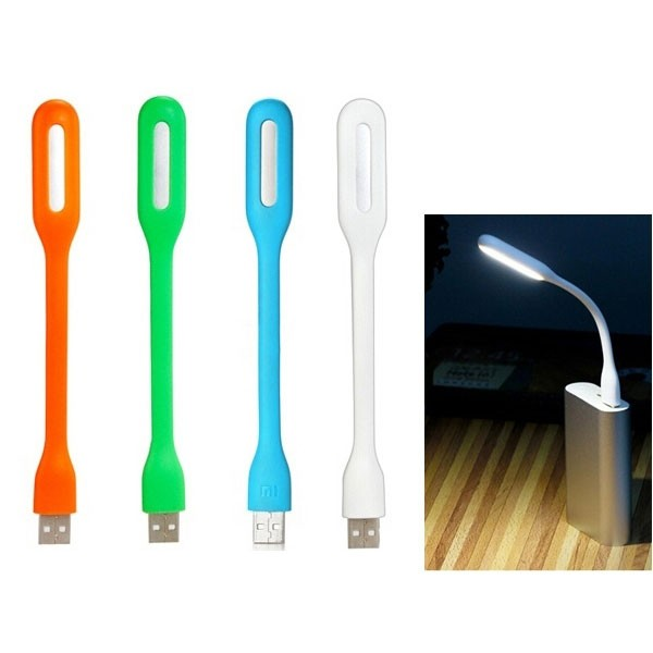 Mini Ευλύγιστο Φωτιστικό Laptop USB COB LED Μεγάλης Φωτεινότητας