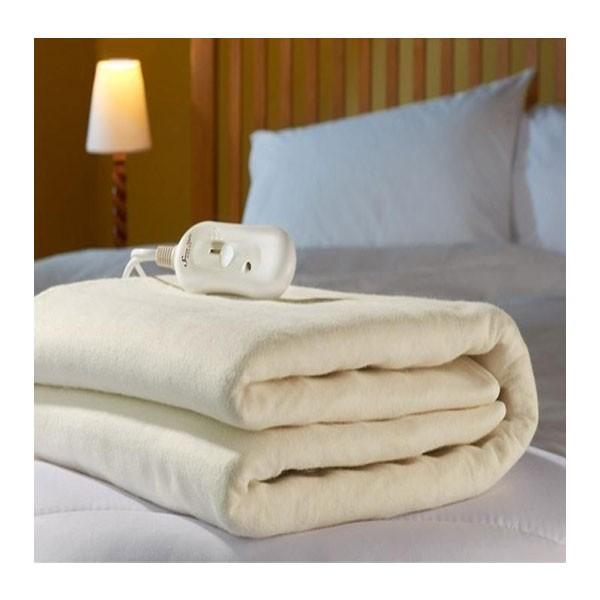 Διπλή και Μονή Ηλεκτρική Κουβέρτα - Θερμαινόμενο Υπόστρωμα Oscar Plus