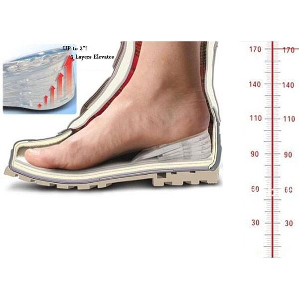 Πάτοι Αύξησης ύψους Height Increase Shoe Insoles