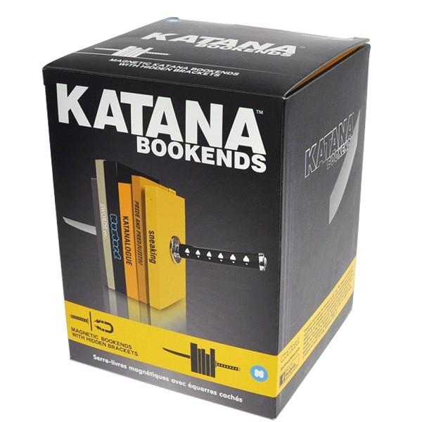 Μαγνητικό Σπαθί Κατάνα βιβλιοστάτης - Katana Bookends
