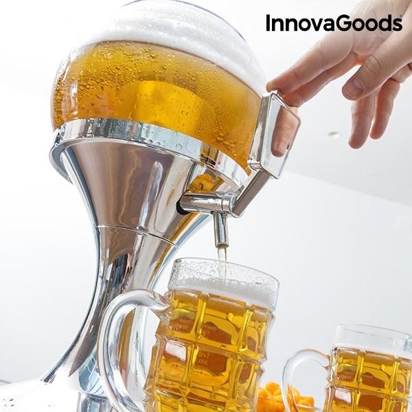 Διανεμητής μπύρας Δοχείο Σερβιρίσματος 3.5L και Ψύκτης Ποτού Beer Balloon