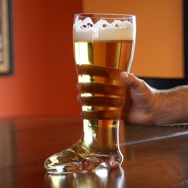 Ποτήρι Μπύρας Μπότα XXL 2 Λίτρων