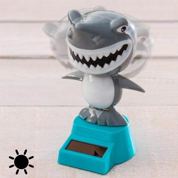 Ηλιακή Κούκλα με Κίνηση Καρχαρίας - Ο Χάρχας