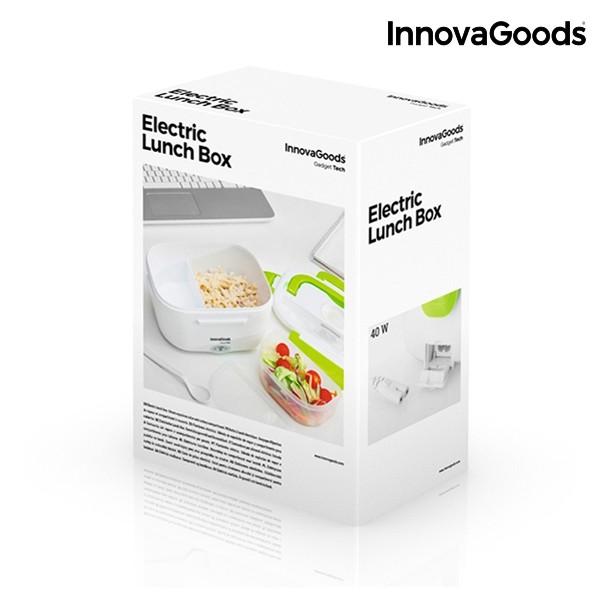 Θερμαινόμενο δοχείο φαγητού 1L 40W - InnovaGoods