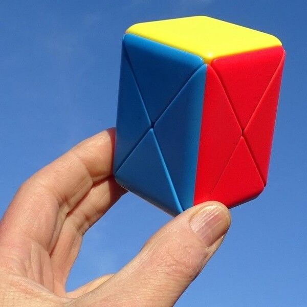 Container Κύβος του Ρούμπικ 3x3x3 - Container Rubicks Cube