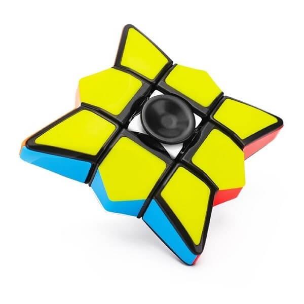 Spinner Κύβος του Ρούμπικ 1x3x3 - Spinner Rubicks Cube
