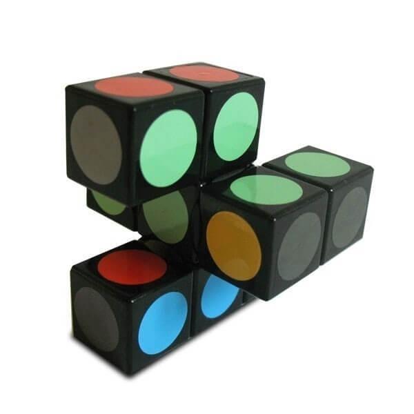 Floppy Κύβος του Ρούμπικ 1x3x3 - Floppy Rubicks Cube