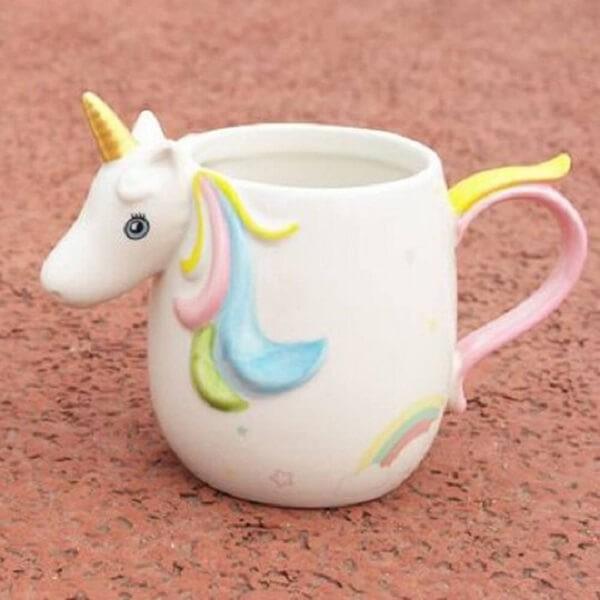 Κούπα 3D Μονόκερος - 3D Unicorn Mug
