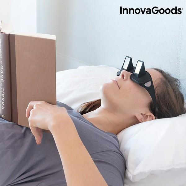 91fadf8b06 Πρισματικά Γυαλιά Οριζόντιας Προβολής Για Το Διάβασμα και Τηλεόραση Στο  Κρεβάτι