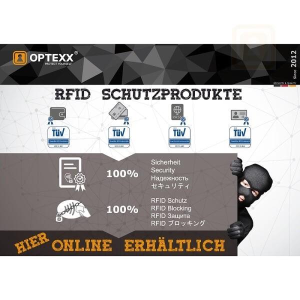 Θήκη Πιστωτικής Κάρτας Για Προστασία των Ανέπαφων Συναλλαγών RFID/NFC - Finn