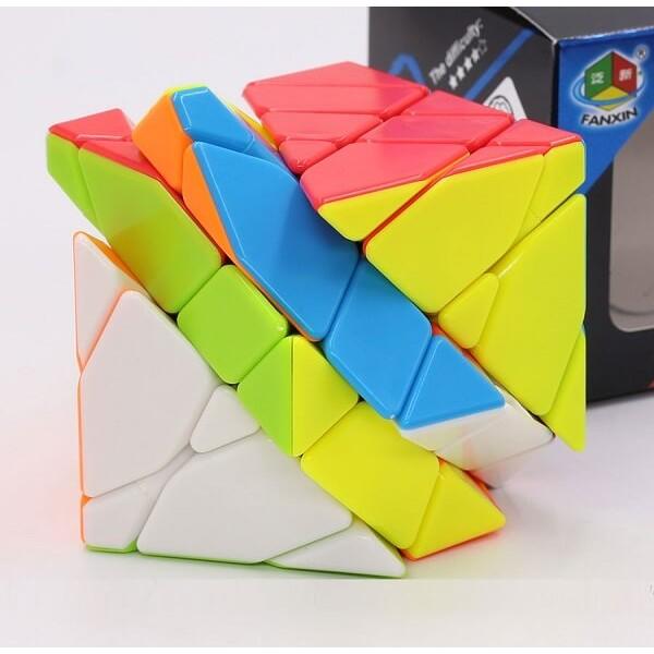 Transformers Κύβος του Ρούμπικ 4Χ4Χ4 - Transformers Rubiks Cube
