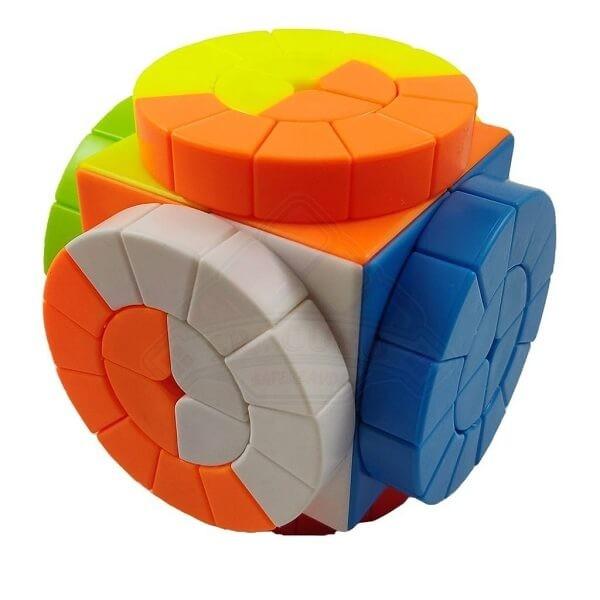 Κύβος του Ρούμπικ 2Χ2Χ2 Time Machine - Time Machine Roubiks Cube